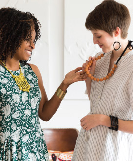Host a Trunk Show with Noonday Collection